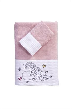 "NEF-NEF σετ παιδικές πετσέτες ""Friendship"" (2 τεμάχια)"