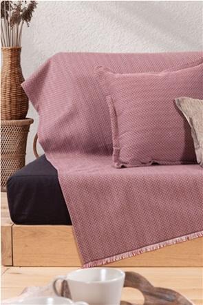 "NEF-NEF ριχτάρι διθέσιου καναπέ με geometrical print ""Zontiac"" 170 x 250 cm"