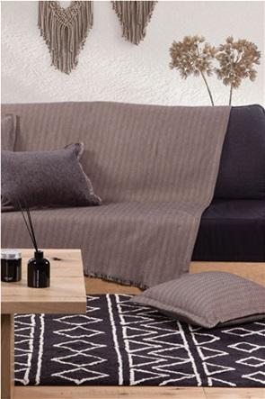 """NEF-NEF ριχτάρι τριθέσιου καναπέ με geometrical print """"Zontiac"""" 170 x 300 cm"""