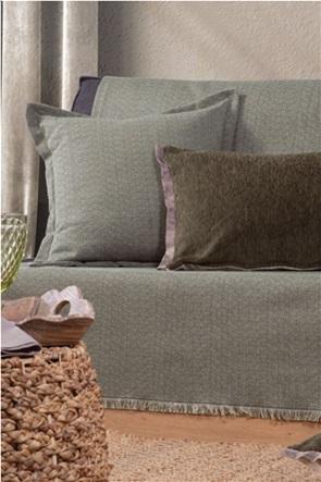 "NEF-NEF ριχτάρι τριθέσιου καναπέ με κρόσσια ""Micron"" 170 x 300 cm"