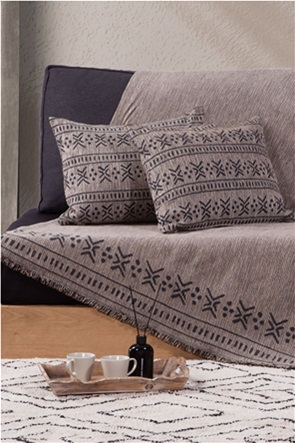 """NEF-NEF ριχτάρι διθέσιου καναπέ """"Haviland"""" 170 x 250 cm"""