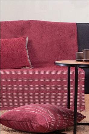 "NEF-NEF ριχτάρι διθέσιου καναπέ με κυψελωτό σχέδιο ""Keneth"" 170 x 250 cm"