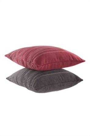 """NEF-NEF διακοσμητικό μαξιλάρι με κυψελωτό σχέδιο """"Keneth"""" 50 x 50 cm"""