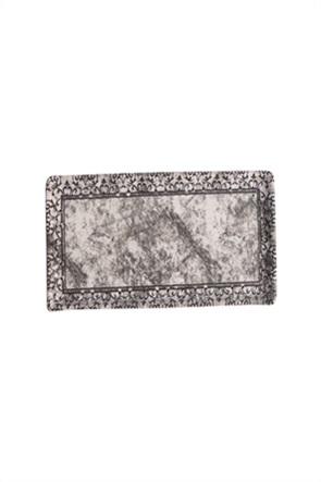 Marva πιατέλα σερβιρίσματος κεραμική με διακοσμητικό σχέδιο ''Calabria'' 24.6 x 10.2 x 1.7 cm