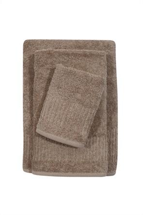 "Das home πετσέτα προσώπου μονόχρωμη ""1142 Prestige"" 50 x 90 cm"