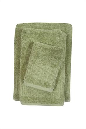 "Das home πετσέτα προσώπου μονόχρωμη ""1144 Prestige"" 50 x 90 cm"