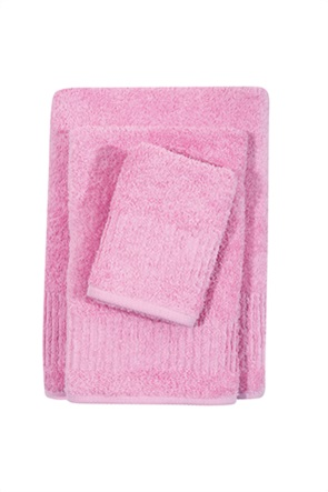 "Das home πετσέτα προσώπου μονόχρωμη ""1151 Prestige"" 50 x 90 cm"