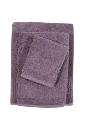 "Das home πετσέτα προσώπου μονόχρωμη ""1153 Prestige"" 50 x 90 cm"