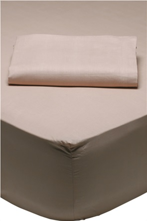"Das home σεντόνι υπέρδιπλο ""1011 Colour Best"" 230 x 260 cm"