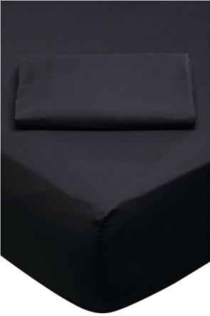 Das home υπέρδιπλο σεντόνι μονόχρωμο με λάστιχο (1015) 170 x 200 + 35 cm