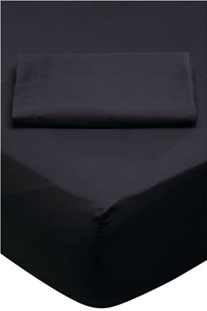 Das home ημίδιπλο σεντόνι μονόχρωμο με λάστιχο (1015) 120 x 200 + 35 cm