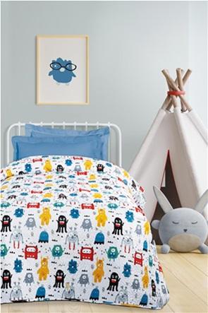 "Das kids παιδικό κουβερλί με all-over print ""Kid 4761"" 160 x 240 cm"