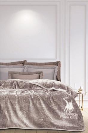 """Greenwich Polo Club κουβέρτα υπέρδιπλη velour """"2474"""" 220 x 240 cm"""