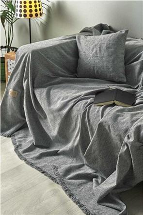 "Kentia ριχτάρι τριθέσιου καναπέ μονόχρωμο ""Best 24"" 180 x 300 cm"