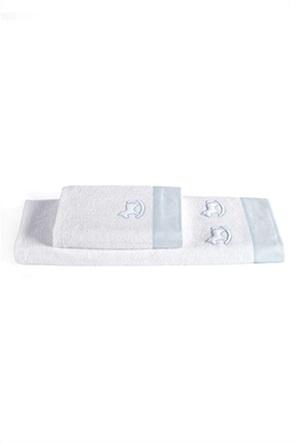 "Kentia σετ παιδικές πετσέτες μπάνιου ""Bambino 19"" 70 x 125 cm (2 τεμάχια)"
