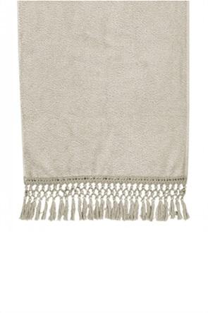 """Kentia πετσέτα προσώπου με κρόσσια """"Duna 10"""" 50 x 90 cm"""
