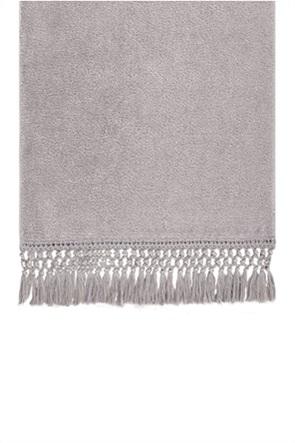 """Kentia πετσέτα προσώπου με κρόσσια """"Duna 22"""" 50 x 90 cm"""