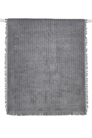 """Kentia πετσέτα σώματος με ανάγλυφο ριγέ σχέδιο """"Harley 22"""" 70 x 140 cm"""