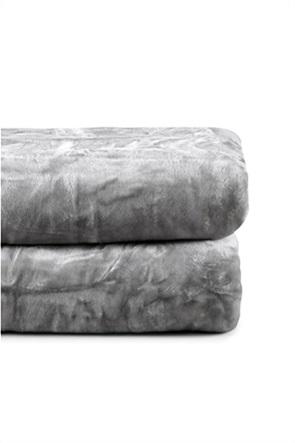 "Kentia κουβέρτα velour υπέρδιπλη ""Notte 22"" 220 x 240 cm"