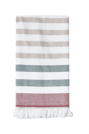 """Kentia πετσέτα κουζίνας ριγέ """"Tray 10"""" 40 x 60 cm"""