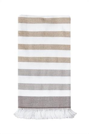 """Kentia πετσέτα κουζίνας ριγέ """"Tray 04"""" 40 x 60 cm"""