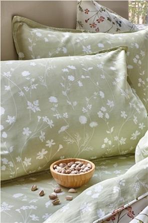 "Kentia σετ μαξιλαροθήκες με floral ""Miriam 18A"" (2 τεμάχια)"