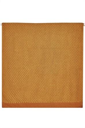 "Kentia πετσέτα προσώπου με ανάγλυφο σχέδιο ""Fleck 26"" 50 x 90 cm"
