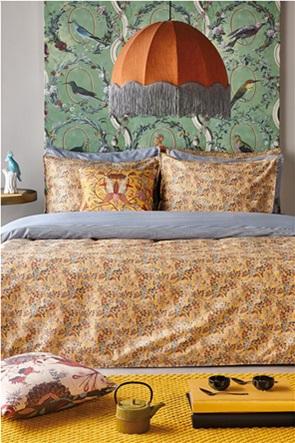Kentia σετ σεντόνια υπέρδιπλα και μαξιλαροθήκες με all-over print ''Macy'' (4 τεμάχια)