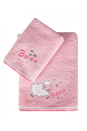 "Kentia σετ παιδικές πετσέτες μπάνιου ""Merinos"" (2 τεμάχια)"