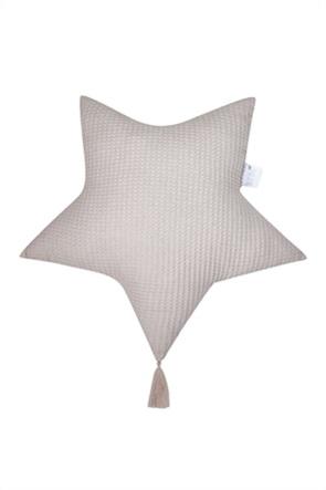 """Kentia διακοσμητικό μαξιλάρι σε σχήμα αστεριού """"Starla 22"""" 50 x 50 cm"""
