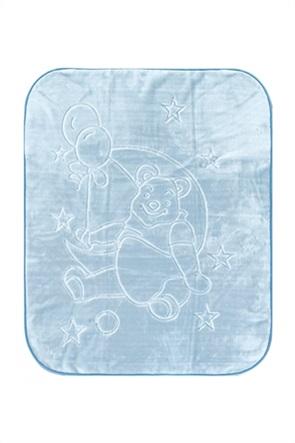"""Kentia βρεφική κουβέρτα κούνιας """"Gary 19"""" 110 x 140 cm"""