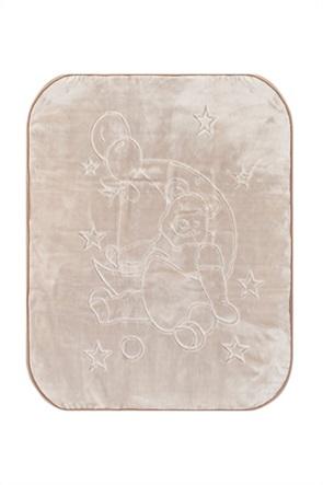 """Kentia βρεφική κουβέρτα κούνιας """"Gary 12"""" 110 x 140 cm"""