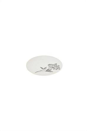 Coincasa κεραμική θήκη σαπουνιού με floral print 2 x 13 cm