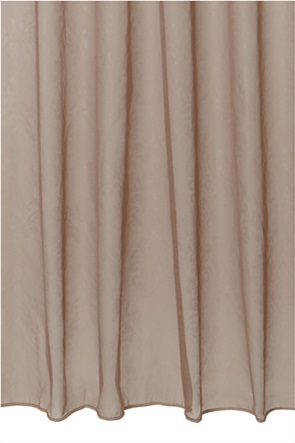 Coincasa κουρτίνα μονόχρωμη 280 x 140 cm