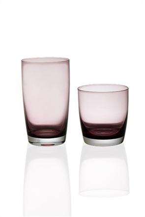 "CRYSPO TRIO ποτήρι ουίσκι 355 ml ""Irid"""