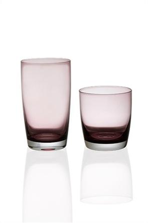 "CRYSPO TRIO ποτήρι σωλήνας 540 ml ""Irid"""