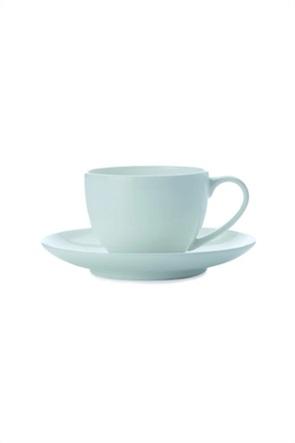 "Maxwell & Williams Φλιτζάνι Καφέ & Πιατάκι ""Cashmere Bone China"" 100ml"