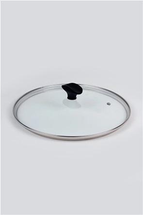 TVS γυάλινο καπάκι στρογγυλό 18 cm