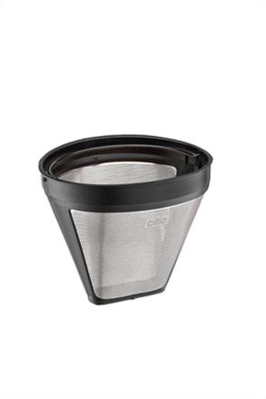 Cilio Φίλτρο καφέ ανοξείδωτο Νο 4