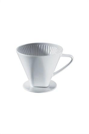 Cilio κεραμικό φίλτρο καφέ Νο6 16 cm