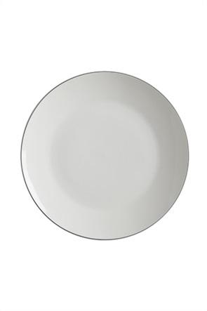 Maxwell & Williams πιάτο φαγητού Εdge Coupe White Basics 27,5 cm