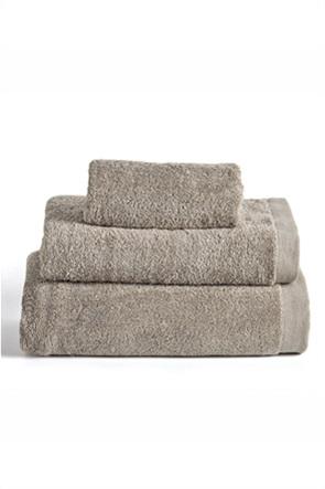 """Kentia πετσέτα χεριών μονόχρωμη """"Brand Elephant"""" 30 x 30 cm"""