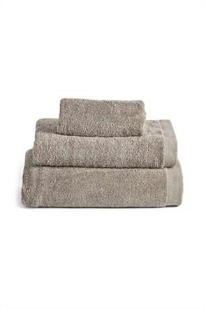 """Kentia πετσέτα χεριών μονόχρωμη """"Brand Elephant"""" 40 x 60 cm"""