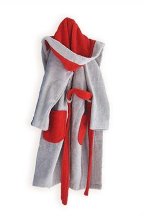 "Kentia παιδικό μπουρνούζι με τσέπες και κουκούλα ""Cool 1722"" (Νο 6)"