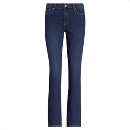 Lauren Ralph Lauren γυναικείο τζην παντελόνι Premier Straight Jean Deep Royal