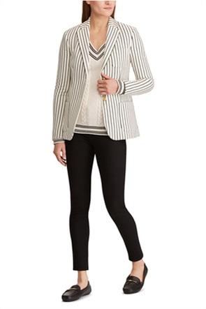 Lauren Ralph Lauren γυναικείο ριγέ σακάκι