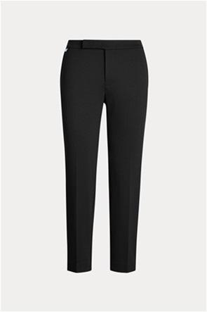 """Lauren Ralph Lauren γυναικείο παντελόνι μονόχρωμο """"Stretch Ponte"""""""