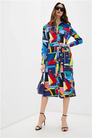 Lauren Ralph Lauren γυναικείο φόρεμα σεμιζιέ