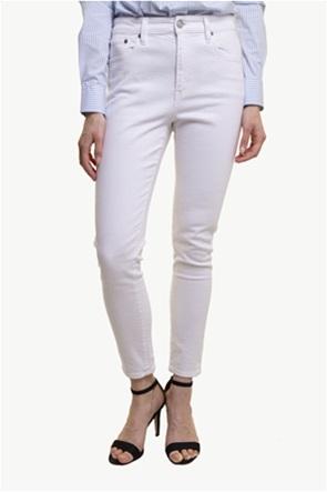 "Lauren Ralph Lauren γυναικείο τζην παντελόνι ψηλόμεσο ""Skinny Ankle"""