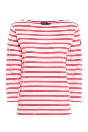 Polo Ralph Lauren γυναικεία πλεκτή μπλούζα με ριγέ σχέδιο